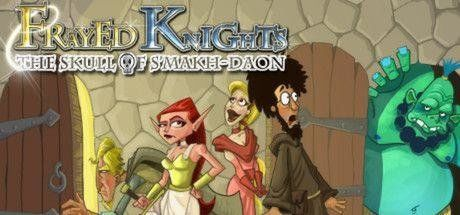 Frayed Knights: The Skull of S''makh-Daon (PC) klucz Steam