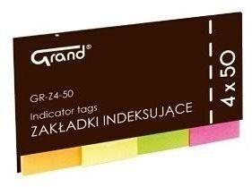 Zakładki indeksujące GRAND