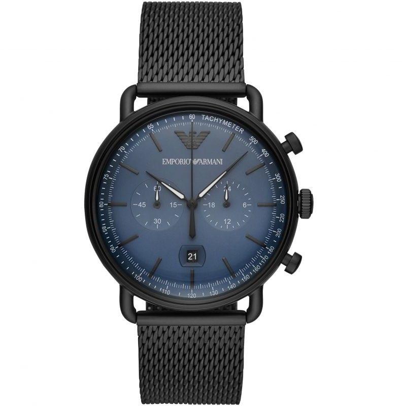 Zegarek Emporio Armani AR11201 - CENA DO NEGOCJACJI - DOSTAWA DHL GRATIS, KUPUJ BEZ RYZYKA - 100 dni na zwrot, możliwość wygrawerowania dowolnego tekstu.