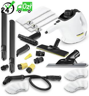 SC 1 Premium EasyFix Home Line parownica, mop parowy Kärcher +TITAN DORADZTWO => 794037600, GWARANCJA 2 LATA, SPOKÓJ I BEZPIECZEŃSTWO