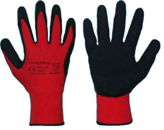 Rękawice robocze gumowe DRAGON-NITRYL (cienkie)