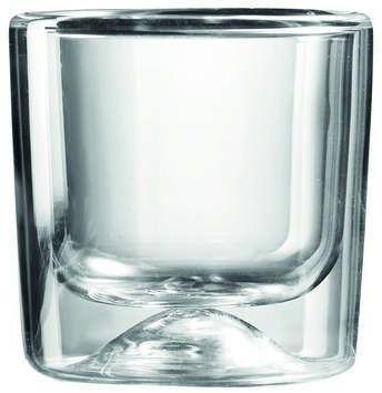 Guzzini - gocce - kpl. 2 termicznych szklanek
