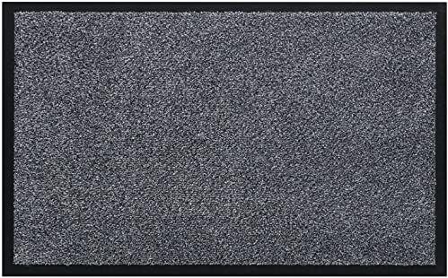 """Wycieraczka """"Watergate """" szara 50 x 80"""