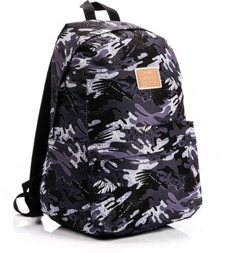 Plecak szkolny miejski Meteor Moro 19 l