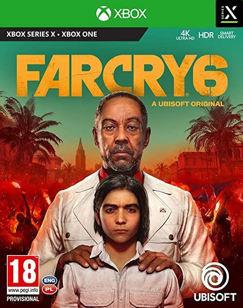 Ubisoft Far Cry 6 XBOX (Xbox Series X/)