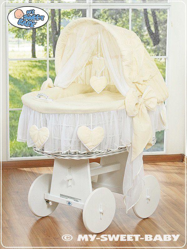 Kosz Mojżesza Amelie 78962142-My Sweet Baby, kosz dla niemowlaka