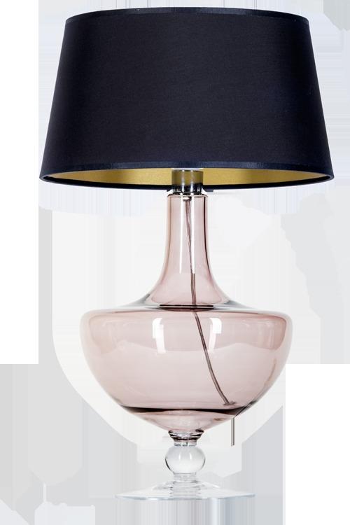 Lampa stołowa OXFORD TRANSPARENT COPPER L048411514 - 4concepts - Oryginalne lampy 4Concepts-Szybka dostawa
