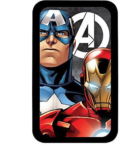 Lexibook 4000 mAh The Avengers Power Bank z przyssawkami