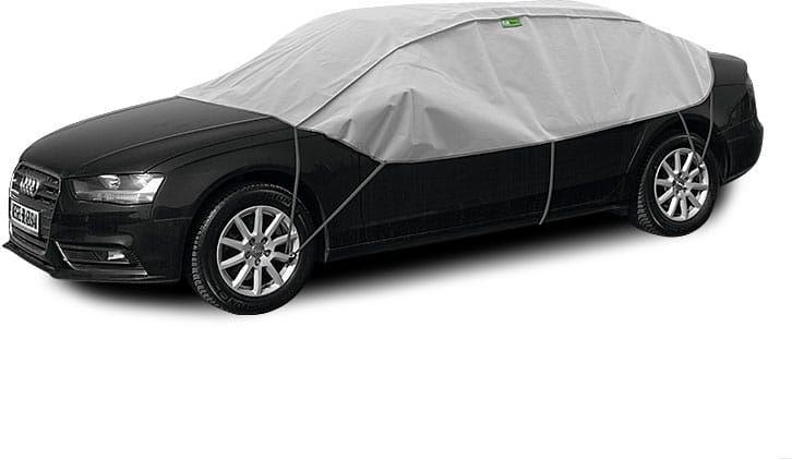 Pokrowiec półplandeka na szyby i dach OPTIMAL sedan L