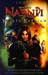 Opowieści z Narnii Książę Kaspian ZAKŁADKA DO KSIĄŻEK GRATIS DO KAŻDEGO ZAMÓWIENIA
