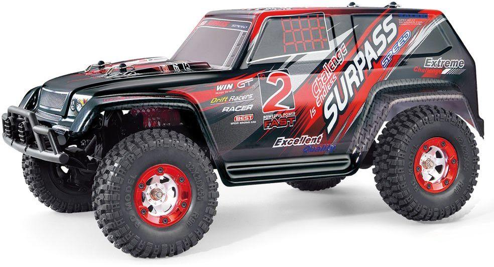 Amewi 22185 22185 pojazd Extreme 2 4WD, 1:12 Jeep, ciężarówka