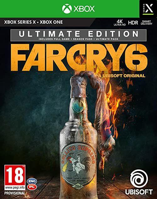 Ubisoft Far Cry 6 Ultimate Edition XBOX (Xbox Series X/)
