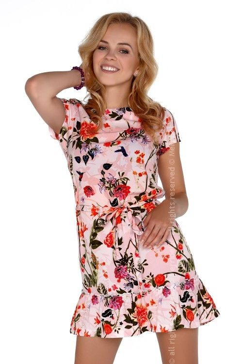 Meletri P85137 sukienka
