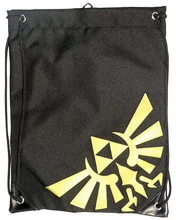 Torba sportowa The Legend of Zelda - Triforce