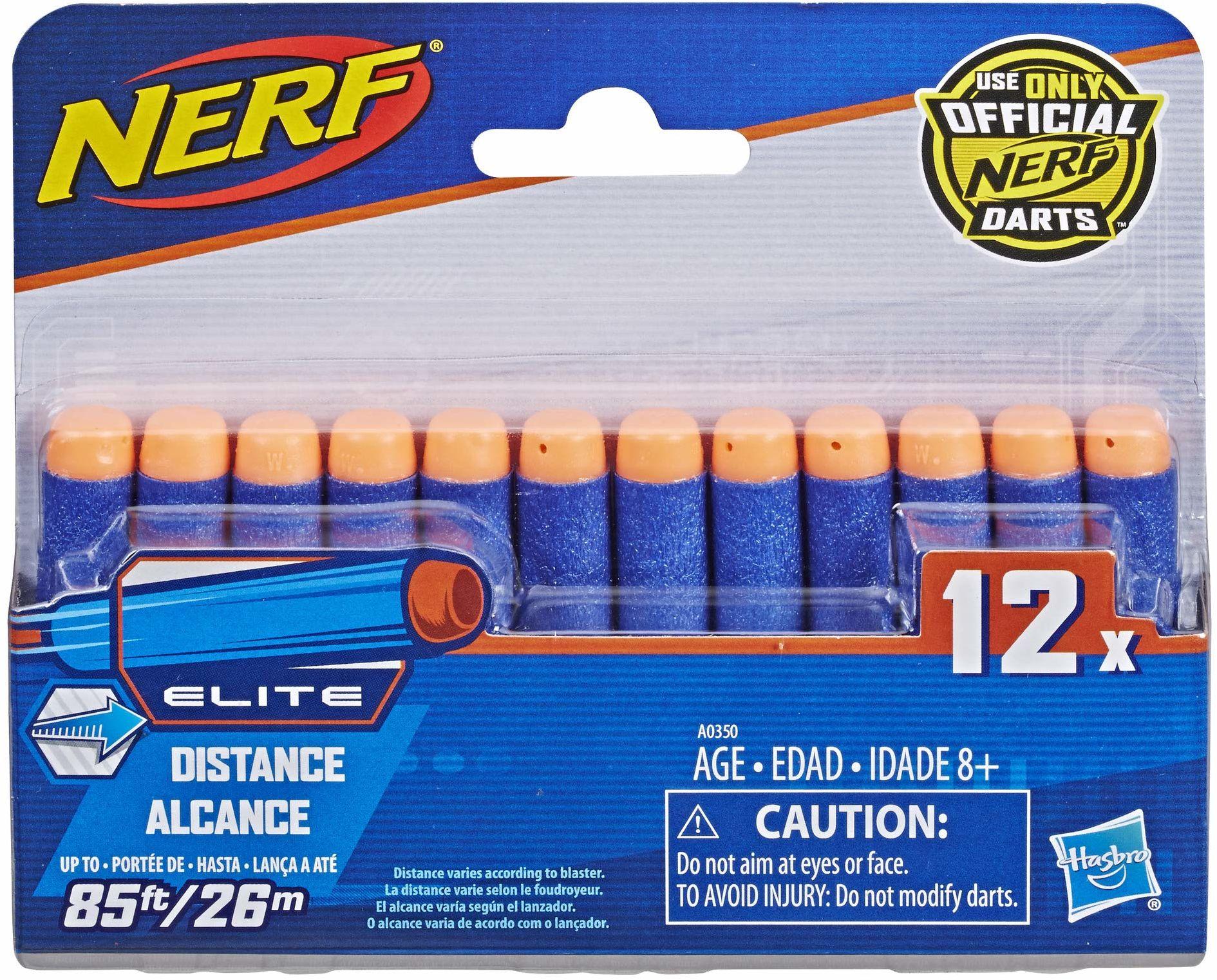 Nerf N-Strike Elite Dart Refill 12 sztuk