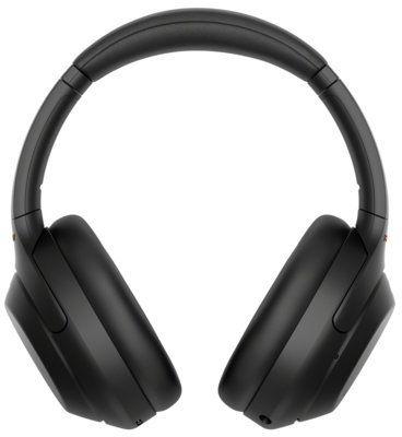 Słuchawki nauszne SONY WH-1000XM4B Czarny Raty 0%! ODBIERZ WARTOŚĆ 1 RATY Dogodne raty! DARMOWY TRANSPORT!