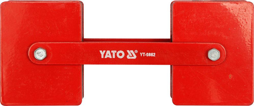 Wspornik spawalniczy Yato regulowany magnetyczny