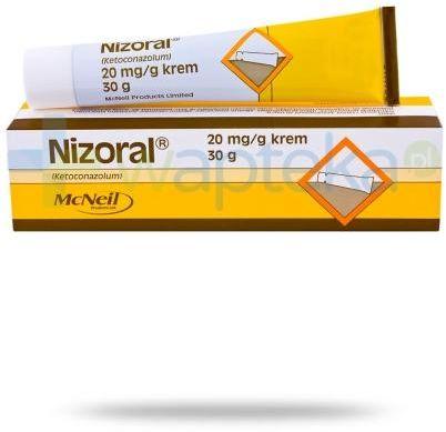 Nizoral krem 0,02g/g 30 g