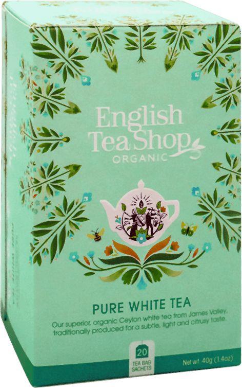 ETS White Tea 20 saszetek