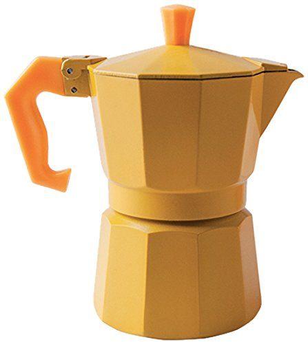 """excèlsa """"Chicco Kolor"""" żółty 1 filiżanka ekspres do kawy"""