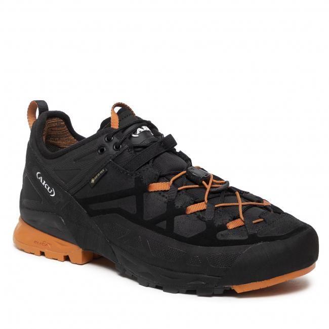 Trekkingi AKU - Rock Dfs Gtx GORE-TEX 722 Black/Orange 108