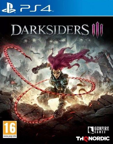 Darksiders III PS 4