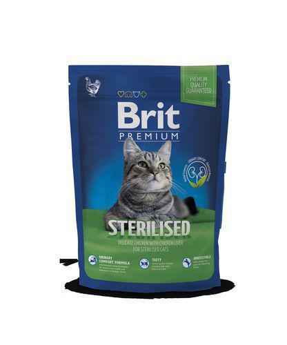 BRIT cat STERILISED