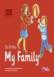 My Family. Nauka angielskiego dla dzieci 2-7 lat - Ebook.