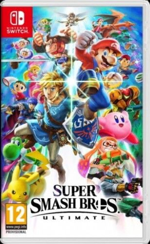 Super Smash Bros. Ultimate NS
