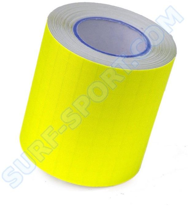 Taśma dakronowa Spitape rolka jasno żółta