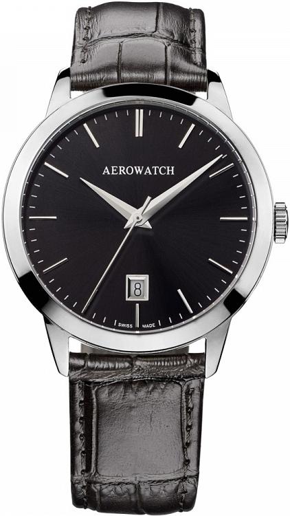 Aerowatch 42972-AA03 > Wysyłka tego samego dnia Grawer 0zł Darmowa dostawa Kurierem/Inpost Darmowy zwrot przez 100 DNI