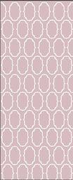 PLAGE Non woven wallpaper tapeta na fizelinie Sienna różowa, 98 x 0,2 x 240 cm