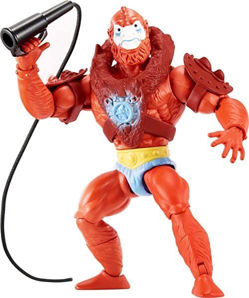 Masters of the Universe Origins Beast Man figurka akcji