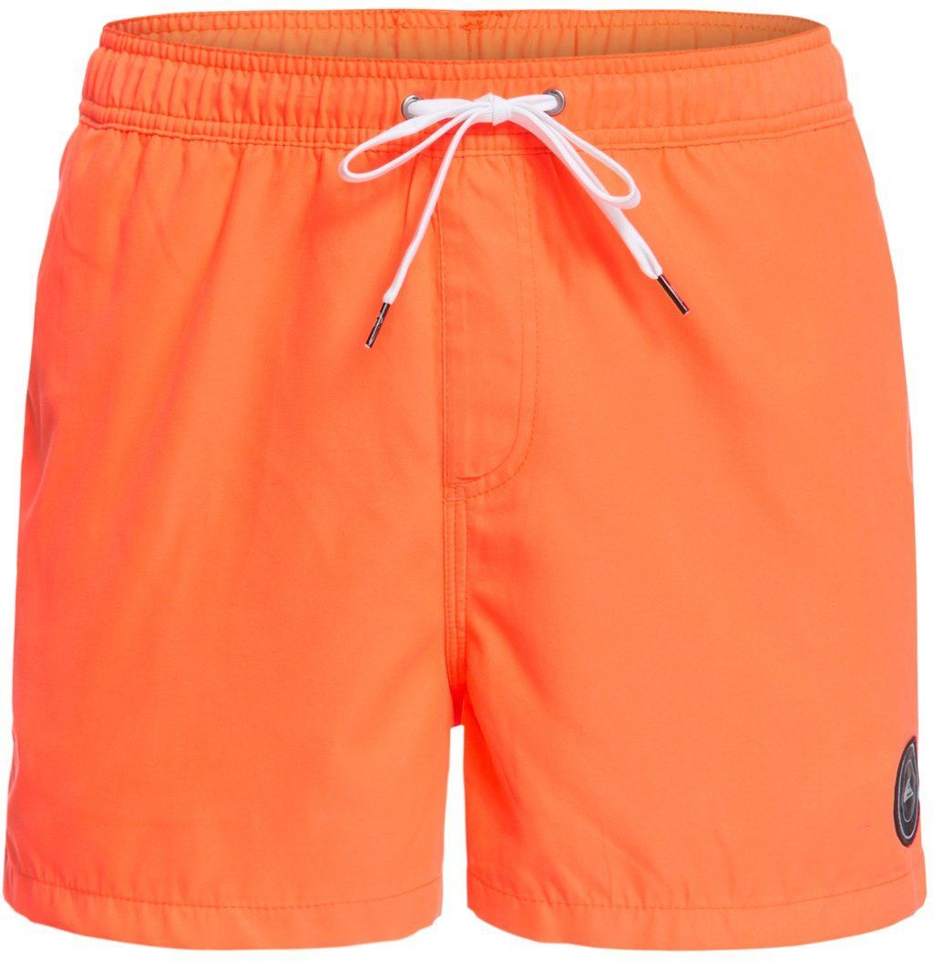 szorty kąpielowe mięske QUIKSILVER EVERYDAY VOLLEY 15 Firey Coral - MKZ0