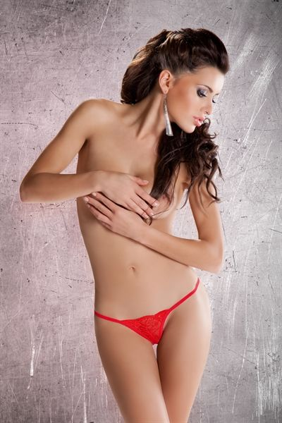 Passion MT005 Red - Women Thong