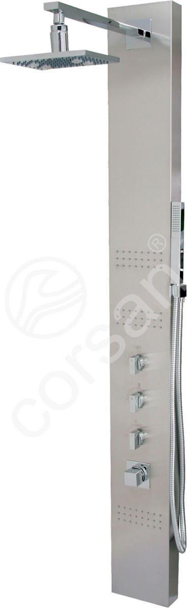 Corsan panel prysznicowy z mieszaczemS-060M NEO