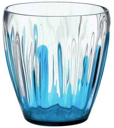 Guzzini - aqua - wazon, niebieski - niebieski