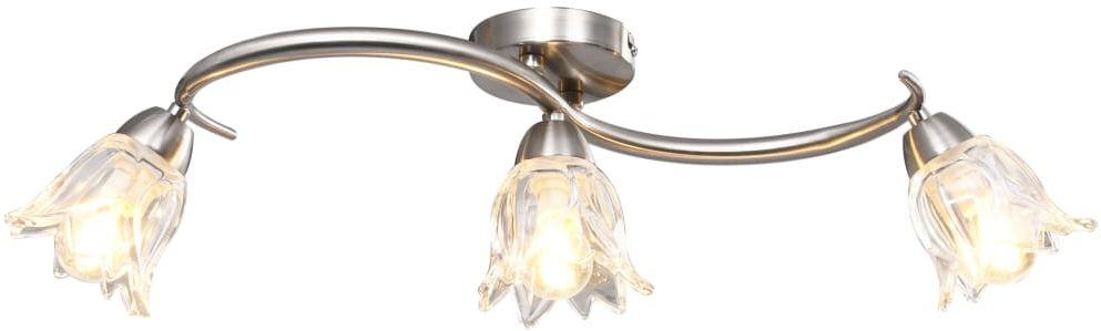 Lampa listwa sufitowa ze szklanymi kloszami - EX208-Vessa