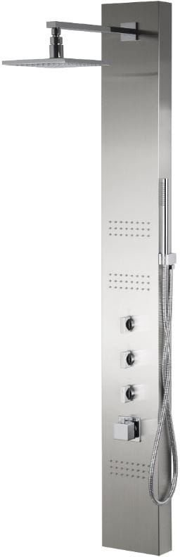 Corsan panel prysznicowy z termostatem S-060T NEO