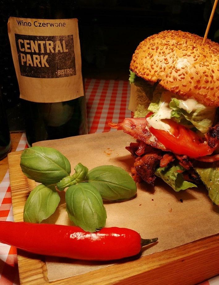 Voucher do restauracji z kuchnią włoską  Central Park Family Restaurant Lublin