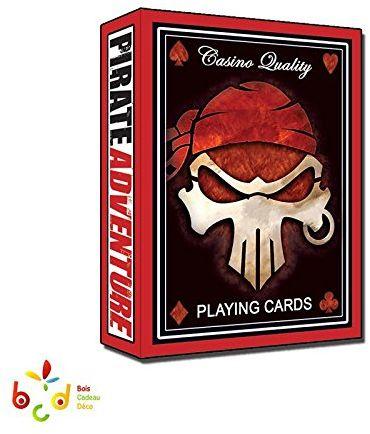 Unbekannt Ferti PIR001 - karty do pokera - Pirate Adventure