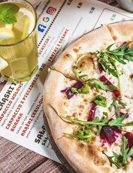 Voucher do restauracji z kuchnią włoską  Central Park Bistro Puławy
