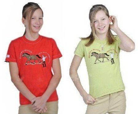 Koszulka T-shirt JAQUELINE młodzieżowa - HKM