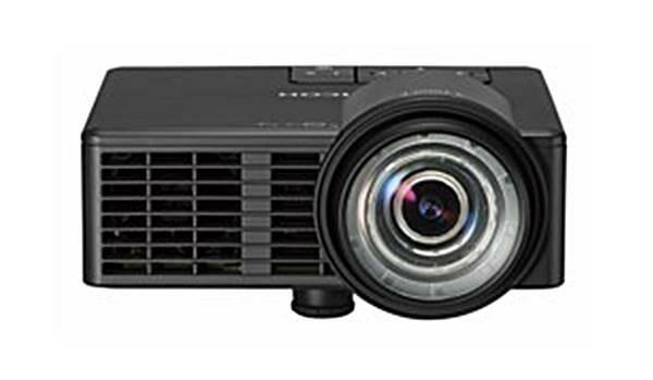 Projektor RICOH PJ WXC1110 + UCHWYTorazKABEL HDMI GRATIS !!! MOŻLIWOŚĆ NEGOCJACJI  Odbiór Salon WA-WA lub Kurier 24H. Zadzwoń i Zamów: 888-111-321 !!!