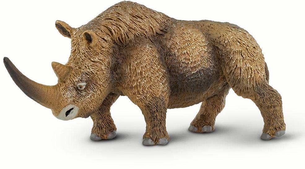 Safari - Nosorożec Lanudo dinozaur i stworzenia, wielokolorowy (S100089)
