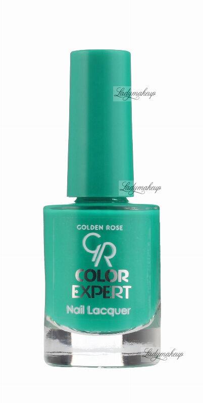 Golden Rose - COLOR EXPERT NAIL LACQUER - Trwały lakier do paznokci - O-GCX - 117