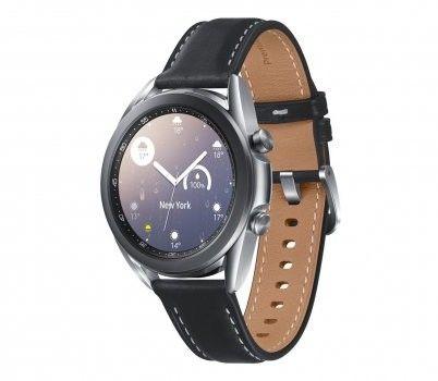 SAMSUNG GALAXY WATCH3 SILVER SM-R850 (SM-R850NZSAEUE)