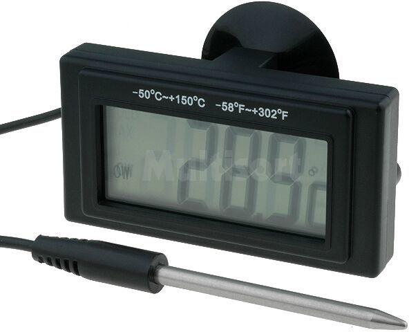 Panelowy miernik temperatury LCD 3,5 cyfry 19mm -50 150 C