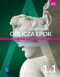 Nowe język polski wsip oblicza epok podręcznik 1 część 1 liceum i technikum zakres podstawowy i rozszerzony 175205 952/1/2019 ZAKŁADKA DO KSIĄŻEK...