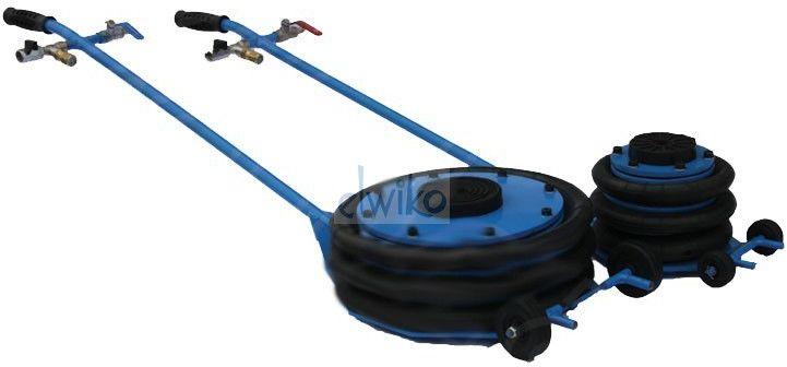 Punktowy podnośnik pneumatyczny - TL-BA020 / TL-BA035